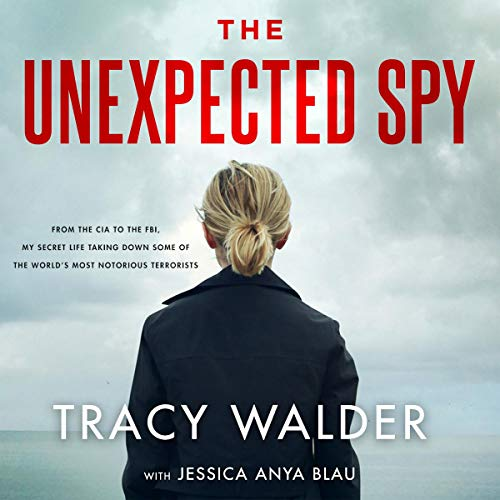 The Unexpected Spy cover art