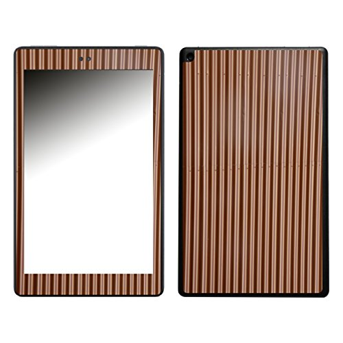 'Disagu SF (2017) for Amazon Fire HD/108160_ 573, 340-0007Copper Glass Worktop Saver, Clear