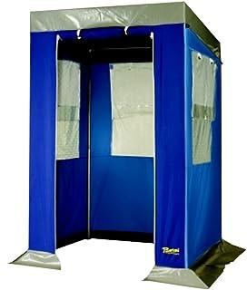 10846438178 BERTONI Cortinas Caravan Cocina Picnic De Camping, Azul, única