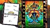 Thor - Ragnarok Movie Poster et autographe dédicacés - Chris Hemsworth, Tom Hiddleston, Mark Ruffalo, Tessa Thompson, Cate Blanchett, Jeff Goldblum, Taika Waititi