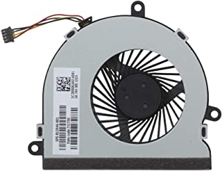 Aoofit Laptop CPU Cooling Fan Replacement for HP 15-AC 15-AC622TX 15-ac032no 15-ac033no 15-ac042ur 15-ac121dx 15-ac029ds 1...