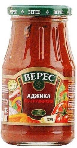 Dip Sauce Adgika Veres Adzhika po-grusinski 325g