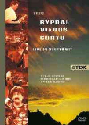 Rypdal,Vito-Trio-Live [DVD de Audio]