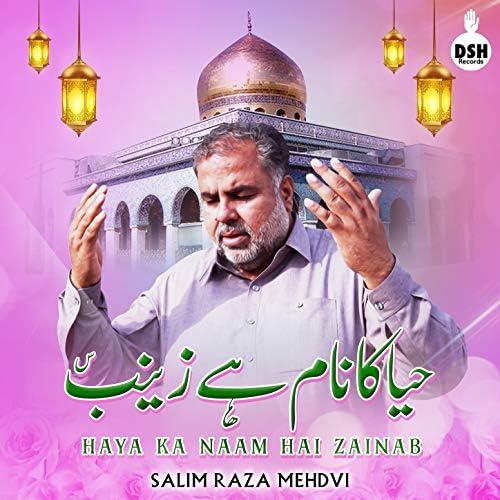 Salim Raza Mehdvi