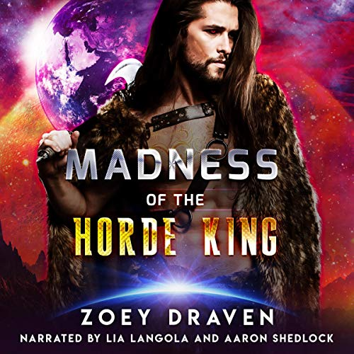 Madness of the Horde King cover art