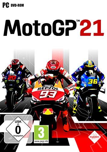 MotoGP 21 (PC) (64-Bit)