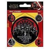 Set of 5 Genuine Star Wars Knights of Ren The Rise of Skywalker Vinyl Stickers Gadget Decals