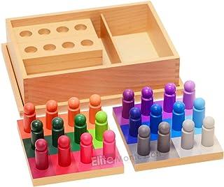 Kid Advance Montessori Color Resemblance Sorting Task
