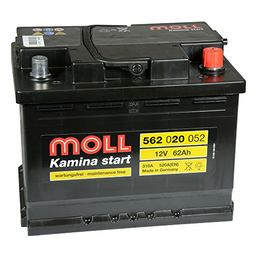 MOLL Kamina Start 562 020 052 12V 62Ah