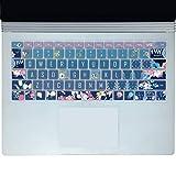 Sanfulin Keyboard Cover Skin for Microsoft Surface Laptop 3 13.5''&15'' and Surface Book 3...
