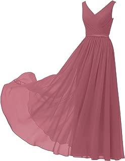 dusty rose bridesmaid dresses plus size