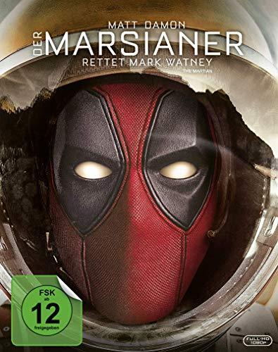 Der Marsianer - Deadpool Photobomb Edition [Blu-ray]