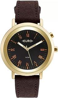 a55f4326309 Relógio Feminino Euro Neon Lights EU2036YMC 2P - Dourado