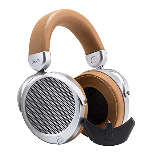 Deva Over-ear Full-size Open-back Planar Magnetic Headphone With Bluetooth Dongle/receiver, Balanced Input Headphone
