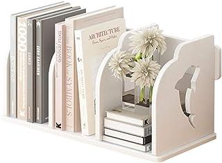 Nai-storage Colección de Almacenamiento de CD Estante, autoportante Organizador de Escritorio Librería Tabla de Almacenamiento en Rack for Oficina y Hogar - colección del DVD Box