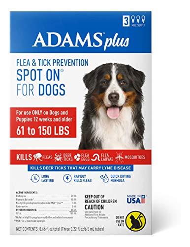 Adams Plus Flea & Tick Spot On Treatment