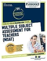 Multiple Subject Assessment for Teachers (National Teacher Examination)