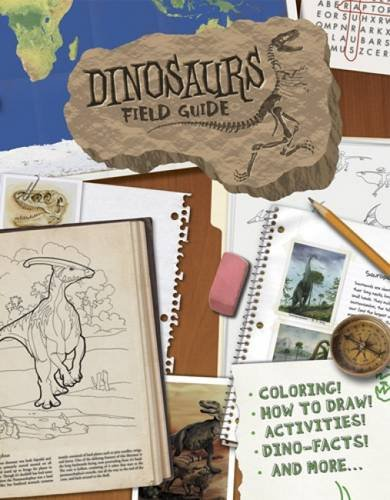 Dinosaurs Field Guide (Dover Children's Science Books)
