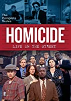 Homicide: Life on the Street - Complete Series [DVD] [Import]
