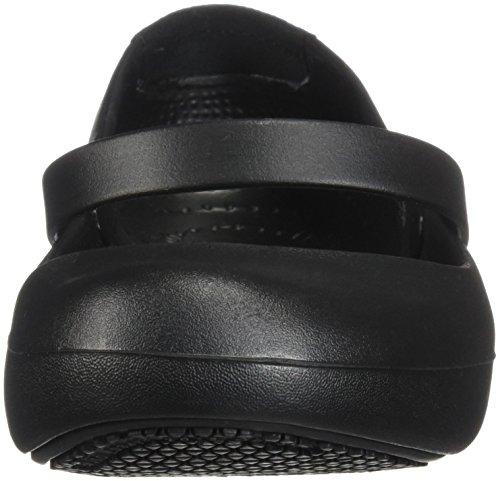 [クロックス]サンダルアリスワークレディースブラック20.0cm3E