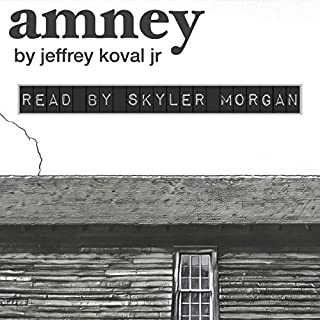 Amney audiobook cover art