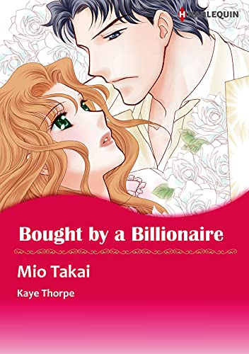 Bought by A Billionaire: Harlequin comics (English Edition)