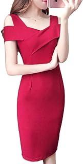 فستان الصيف كلمة طوق حقيبة حمالة الورك نمط اللباس هيبورن فستان صغير فستان مثير