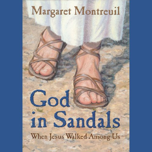 God in Sandals audiobook cover art