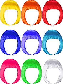 Best colorful wigs Reviews