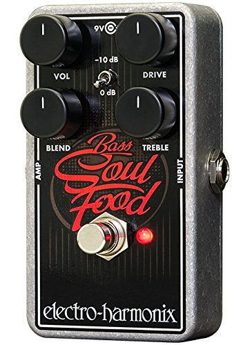 Bass Soul Food Transparent