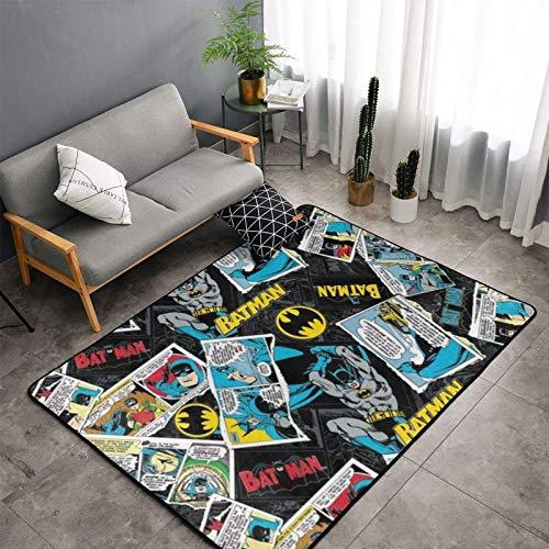 Batman Comics Carpet