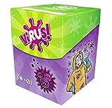 Virus Deck Box + 120 Fundas Premium
