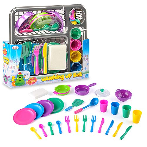 Toyrific Dish Washing toy Set, P...