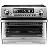Instant Omni Plus Air Fryer Toaster Oven 11 in 1, 26L, Rotisserie, Reheat Pizza, XL (Renewed)