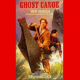 Ghost Canoe cover art