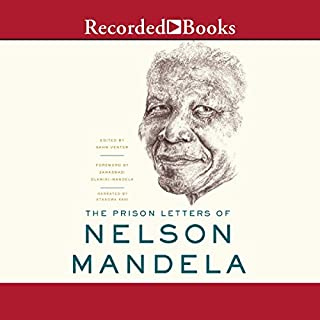 The Prison Letters of Nelson Mandela cover art