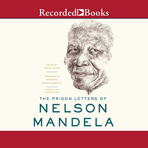 Couverture de The Prison Letters of Nelson Mandela