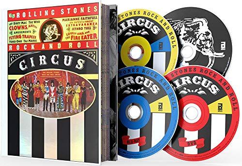 RΟCΚ ΑΝD RΟLL СΙRСՄՏ 1968 (Remastered 2CD + 4K Blu-ray + 4K DVD Boxset)