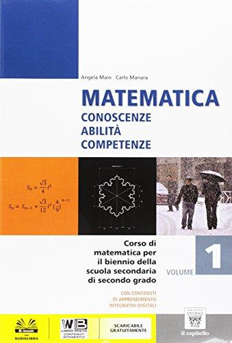 Matematica. Con e-book. Con espansione online. Per le Scuole superiori: 1