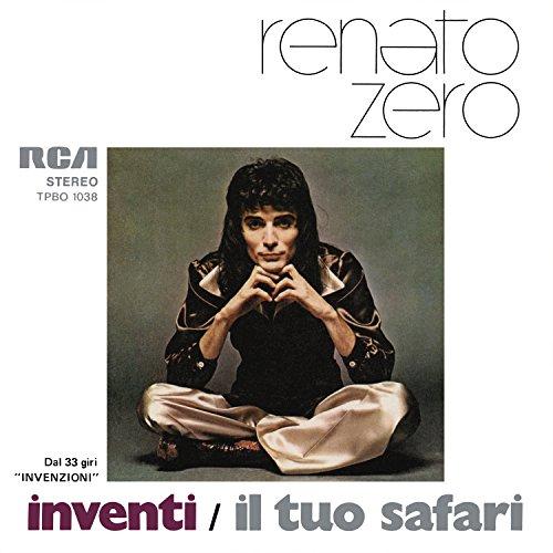 """Inventi/Il Tuo Safari 7"""" (Rsd18)"""