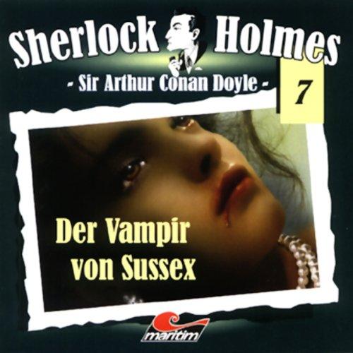 Der Vampir von Sussex (Sherlock Holmes 7)  Titelbild