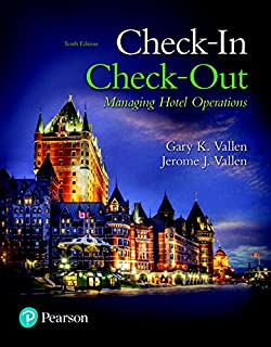 Best check in check out managing hotel operations Reviews
