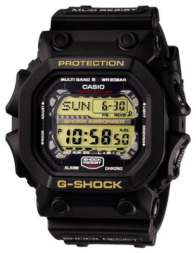 radio multibanda de la marca Casio G-Shock