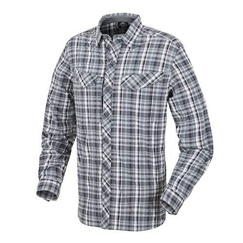 Helikon-Tex Defender Mk2 City Shirt Hemd - Stone Plaid