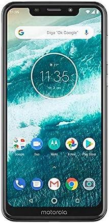 $173 Get Motorola One XT1941-3 32B Unlocked GSM Dual-SIM Phone w/Dual 13+2 Megapixel Camera - White