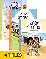 Ana & Andrew Set 2 (Spanish) (Set of 4)