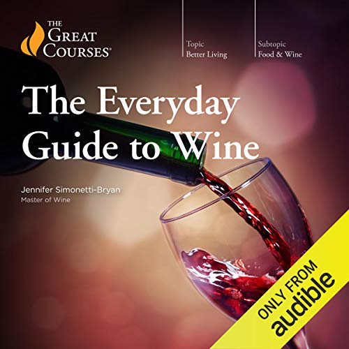 The Everyday Guide to Wine audiobook cover art