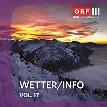 ORF III Wetter/Info Vol.17