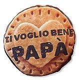 My Digital Print *Vincitore novit 2020* Cuscino pap a Forma di...