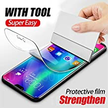 Jellyfish-Phone Screen Protectors - 2pcs 7D Soft Hydrogel film for for Lenovo K10 Plus Note Z6 Youth/Z6 lite Pro Z5S Screen Protector For for Lenovo K6 Enjoy Z5 Pro GT (For Lenovo Z6 lite)
